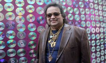Bappi Lahiri to sing and dub an animated character for Hollywood movie 'Moana'