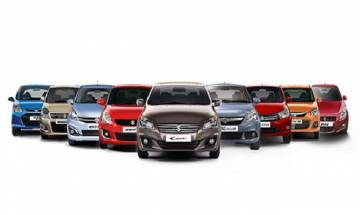 Maruti Suzuki India's October sales takes marginal dip
