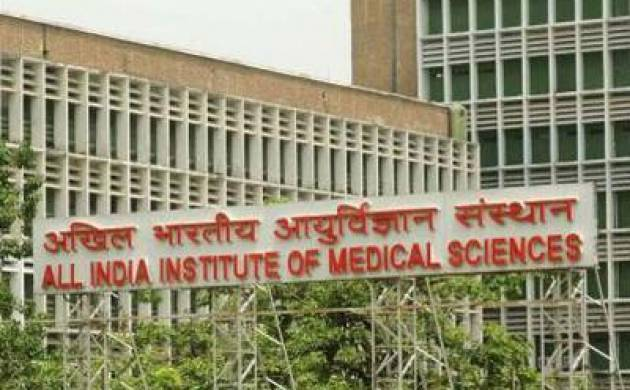 A file photo of All India Institute of Medical Science in Delhi.