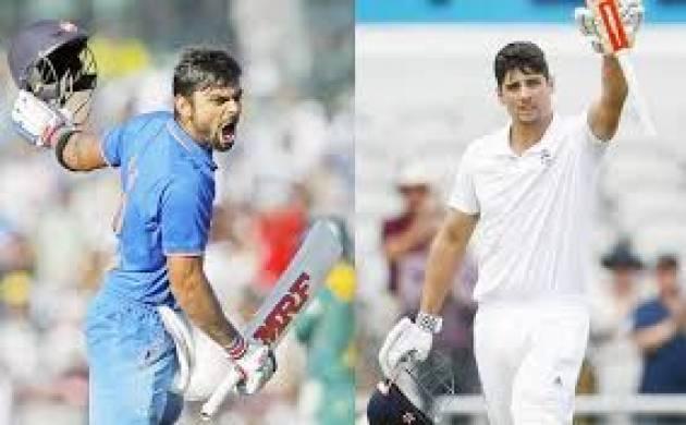 India vs England Test series 2016 - File Photo