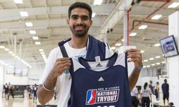India lags far behind in terms of coaching, says basketball player Palpreet Singh Brar
