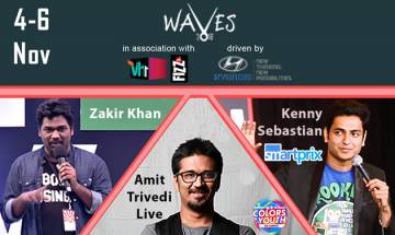 BITS PILANI celebrating tenth anniversary of cultural fest 'Waves' in Goa