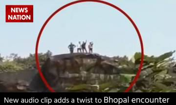 In audio: 'Go ahead, finish them off', cops' alleged conversation during Bhopal encounter