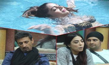 Bigg Boss 10, Day 18: Quarrel between VJ Bani-Gaurav Chopra; Lopamudra, Monalisa sizzle in swimming pool