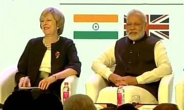 We expect Make in India to be an important aspect of India-UK bilateral engagement: PM Modi