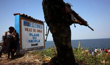 Blast in eastern DR Congo leaves 32 Indian peacekeepers injured, one child killed: UN