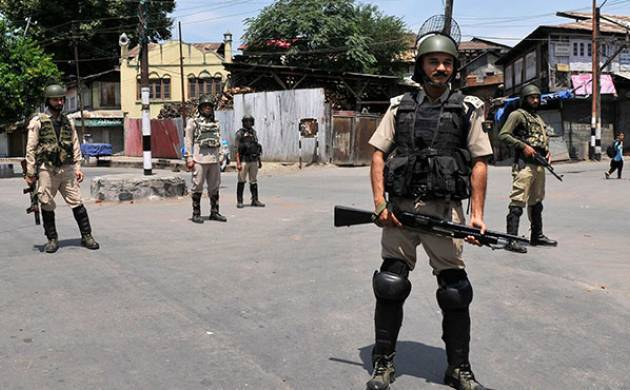 Curfew, imposed on Friday, lifted from parts of Srinagar city