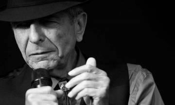 Bollywood celebs condole death of singer-songwriter Leonard Cohen
