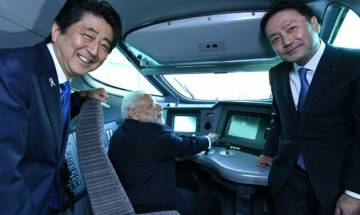 PM in Japan: Modi enjoys bullet train ride, addresses business comminity to 'fast-track' business ties