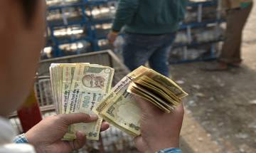 Cash worth Rs 4 crore seized from a Maharashtra-based trader in Burhanpur district in MP