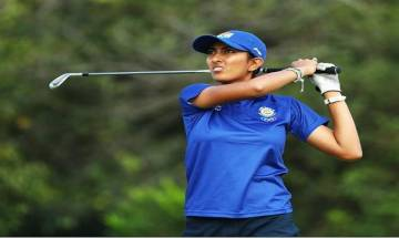 Aditi Ashok creates history, becomes first Indian female golfer to win Hero Women's Indian Open title