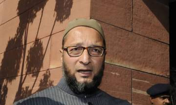 New Notes: Owaisi asks how will Govt tackle counterfeit menace as currency ink, thread supplier same for Pak too