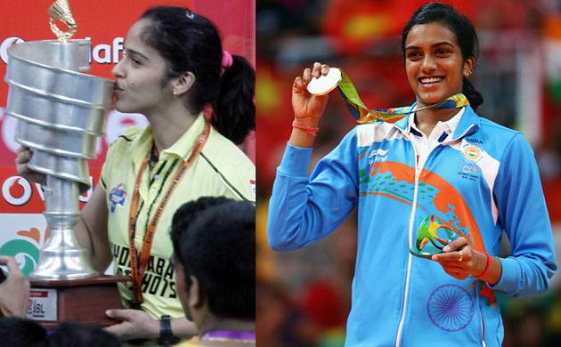 Badminton star Saina Nehwal eyes comeback whereas PV Sindhu aims for maiden title in China (Image Source: Getty)