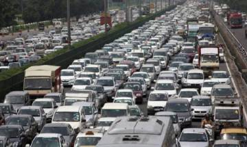 Delhi Police to begin crackdown on 1.91 lakh old diesel vehicles today