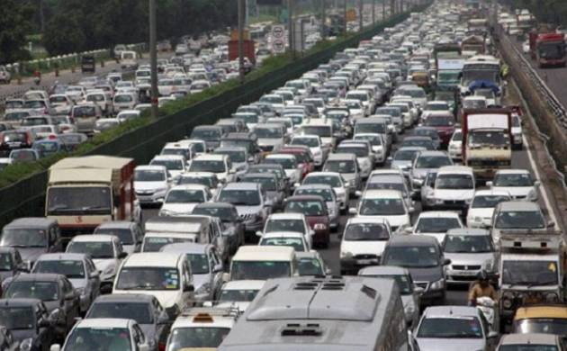 Delhi Police to begin crackdown on 1.91 lakh old diesel vehicles today (File photo)