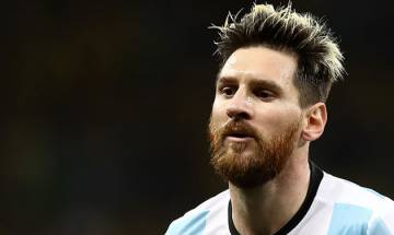 Lionel Messi stays quiet over rumours of his possible departure from Barcelona