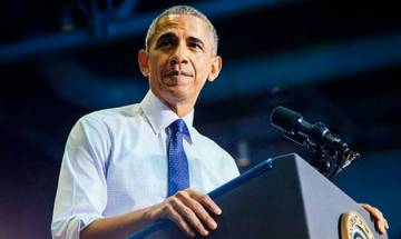 Barack Obama issues warning against crude nationalism following Trump's shocking election win
