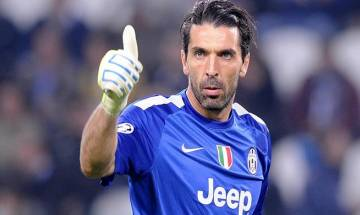 Gianluigi Buffon earns European record-equalling 167th cap as Italy hold Germany in soccer