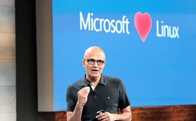Microsoft CEO Satya Nadella (source: Mircosoft)