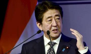 Japanese PM Shinzo Abe expresses 'full trust' in US Pres-elect Donald Trump