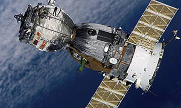 Soyuz spacecraft carrying crew members from US, Russia and France on its way to ISS: NASA