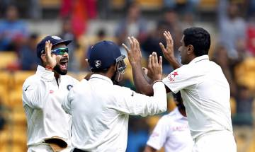India vs England, Second Test, Day 3: Ashwin's five wicket haul, Virat's fifty drives India to take commanding lead