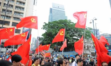 China's ruling Communist Party ask members to address each other as 'comrades'