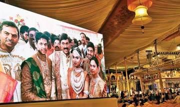 I-T dept raids mining baron Janardhan Reddy's offices in Bellary post daughter's Rs 500 cr wedding