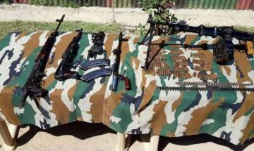 Two CRPF personnels injured in IED blast in Chattisgarh