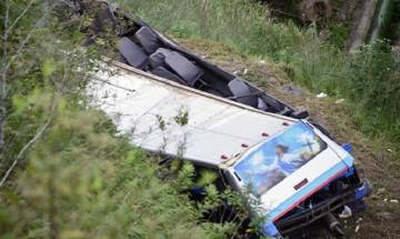 Several children killed in US bus accident