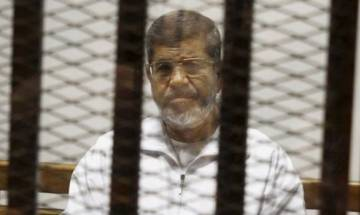 Egypt court revokes life sentence against ex-president Morsi