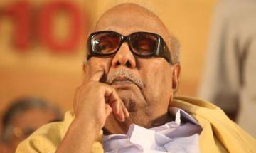DMK President M Karunanidhi calls AIADMK's poll wins artificial