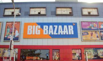 From today, get new currency of Rs 2000 through card swipe at Big Bazaar counters too