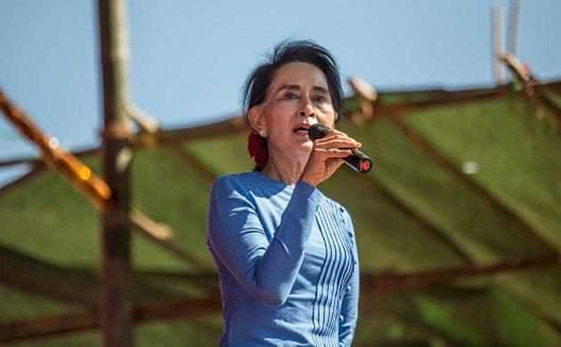 Aung San Suu Kyi (Image: Getty)