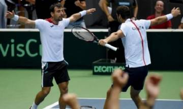 Davis Cup Final: Marin Cilic, Ivan Dodig beat Argentine team in doubles to take Croatia closer to title