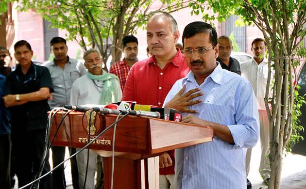 Delhi CM Arvind Kejriwal (Image Source: Getty)