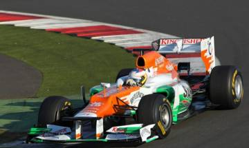 Abu Dhabi GP: F1 Sahara Force India secures fourth place in best performance till date