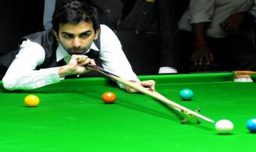 IBSF World Snooker Championship: Pankaj Advani loses to Andrew Pagett in semis, settles for bronze