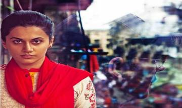 Naam Shabana's first look: Taapsee Pannu's angry looks and Akshay Kumar seen in only a reflection