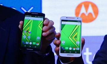 Motorola's first metal clad Moto M smartphone to hit Indian markets soon