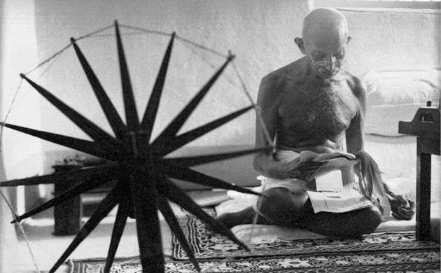 Bapu's Charkha among '100 most influential photos of all time'