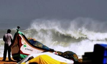 Cyclone Nada weakens into depression, heavy rainfall in coastal Tamil Nadu