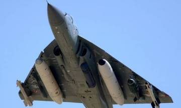 Navy rules out deploying 'overweight' Tejas for aircraft carrier operations
