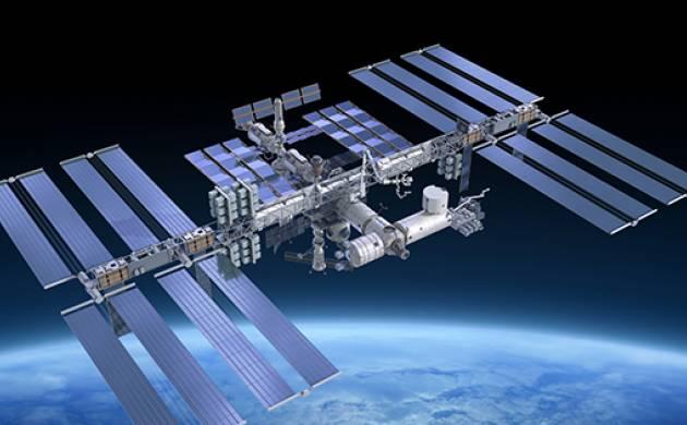 International Space Station (NASA Image)