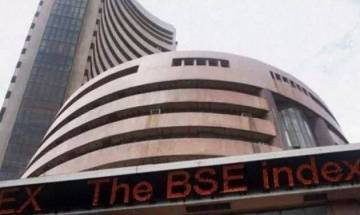Sensex drops by nearly 200 points in early trade amid weak Asian cues