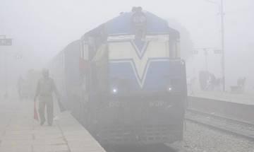 Dense fog affects timely running of 81 trains, 13 flights; Delhi-Lucknow flight cancelled