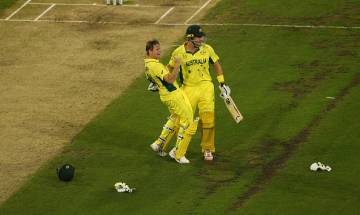 Skipper Smith's record breaking ton guides Australia to 68 run victory over New Zealand