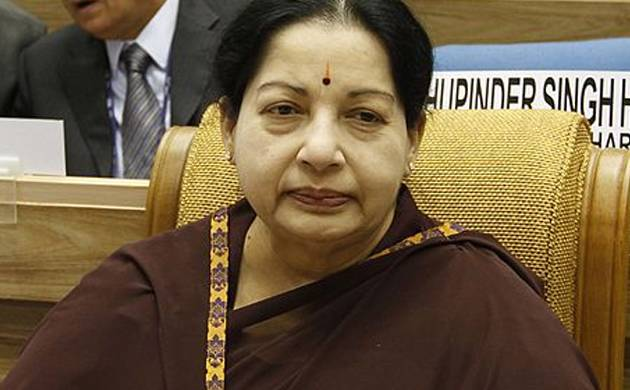 Tamil Nadu Chief Minister J Jayalalithaa (Pic: Getty)