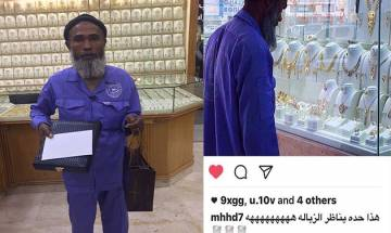Bangladeshi cleaner in Saudi Arabia showered with gifts after getting mocked on social media