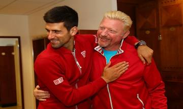 Novak Djokovic and coach Boris Becker part ways after 3 seasons, 6 Grand Slam titles